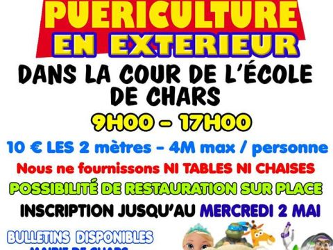 BrocanteCharsMai2018 | Communauté de Communes Vexin Centre